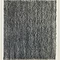 Exhibition of new <b>Ramble</b> Drawings by Richard Serra on view at Gagosian Paris