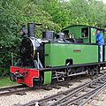 Locomotive 030T Couillet