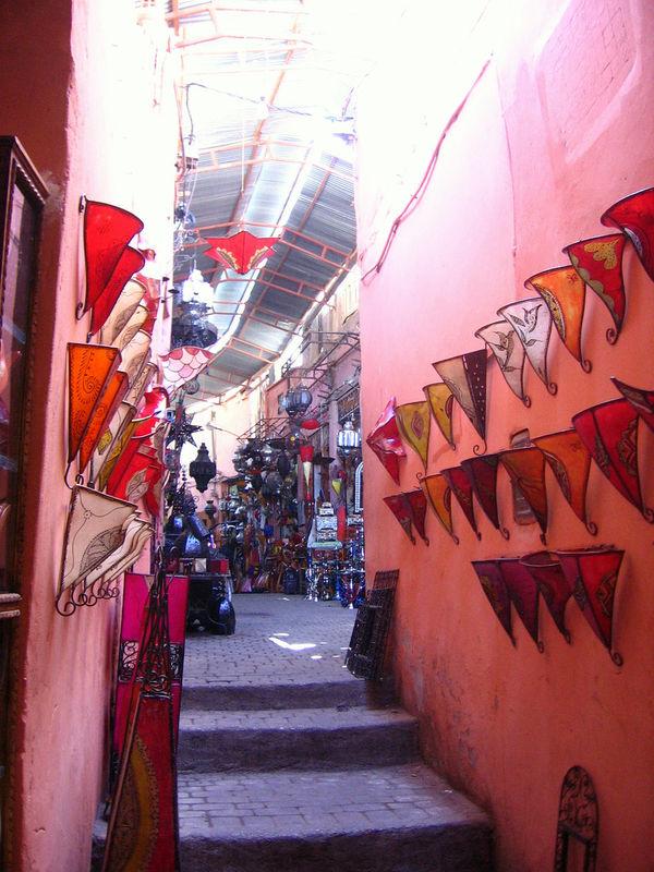 Artisanat Médina Marrakech 2