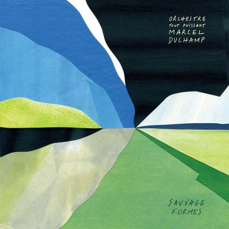 Orchestre tout puissant Marcel Duchamp - Sauvage Formes