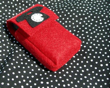 Protège pochette-portable