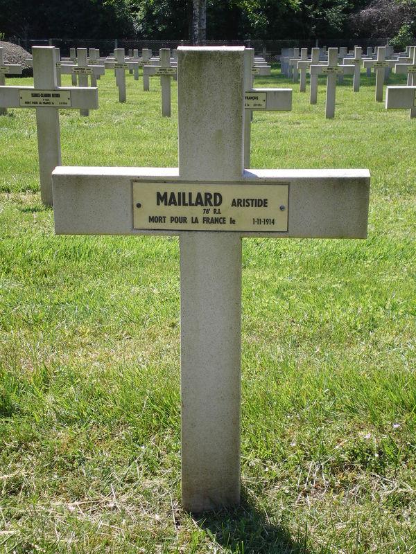 Maillard Aristide