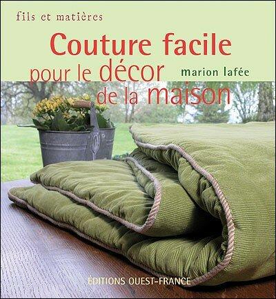 Couture facile pour la deco maison photo de les livres deboooooo - Couture pour la maison ...