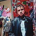 Bruce Bernard, Francis Bacon in his studio, Reece <b>Mews</b>, 1983