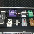 New pedal board..