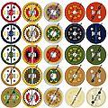 Boucliers gaulois 03 - gallic shields