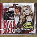 CD promotionnel Hit's A Sony/What The Hell-Japon (février 2011)
