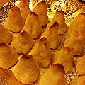 Congolais ou <b>Rochers</b> à la Noix de Coco
