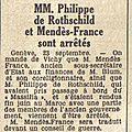 20 mercredi 25 septembre 1940
