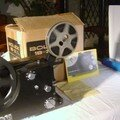 PROJECTEUR 8mm SUPER 8 BOLEX 18-3 TC LE TOP DES PROJ:::