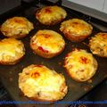 Pommes de terre inspiration 'jacket potatoes