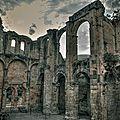 Alet-les-Bains (Abbaye)