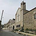 Terre des <b>monastères</b> : suivre nu, le Christ nu en Syrie