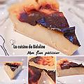 Mon <b>flan</b> pâtissier à la <b>vanille</b>
