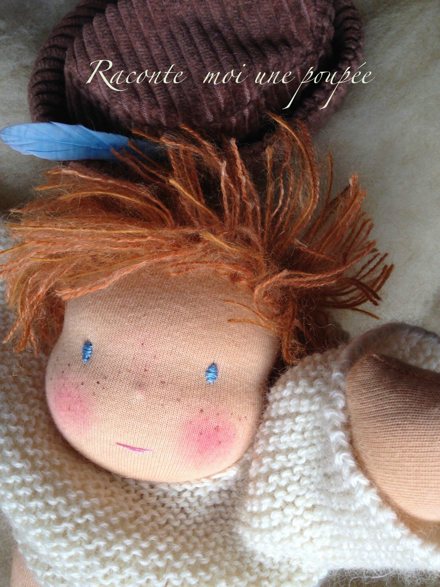 Mario Raconte moi une poupée