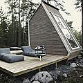 Une cabane en pleine nature