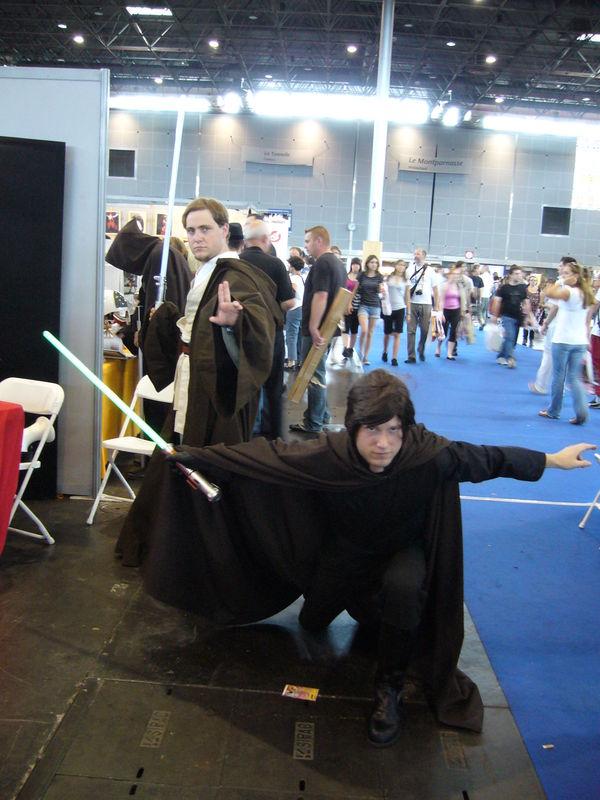 Star Wars : Zont la classe les jedi