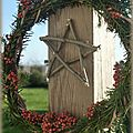 Noël au jardin #1