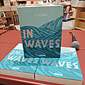 Coup de coeur ! In waves - AJ DUNGO