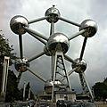 Belgique - L'atomium
