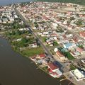 Survol de l'ouest guyanais en ulm