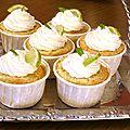 Cupcakes façon mojito