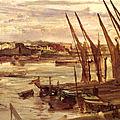 La mer en peinture ... james abott mc neil whistler
