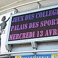92) 13 avril 2011 - Jeux des collèges Toulon