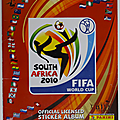 Album ... ALBUM FOOTBALL <b>PANINI</b> * Coupe du Monde 2010