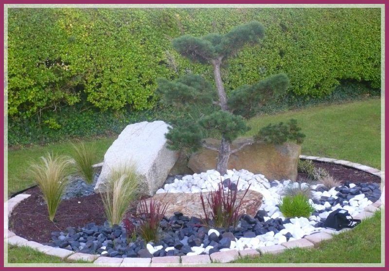Jardin minéral - Alex Paysagiste Groix