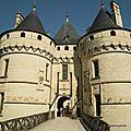 Domaine de Chaumont sur <b>Loire</b> - <b>Château</b> et jardins remarquables