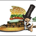 hamburgers gnome