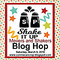 Shake it up Blog hop: shaker rings
