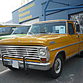 <b>FORD</b> F-100 <b>Ranger</b> 2door pick-up 1967