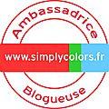 On a testé les produits simply colors... et concours