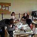 Le bricolage de noel avec les enfants