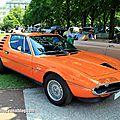 Alfa roméo montreal de 1974 (37ème Internationales Oldtimer Meeting de Baden-Baden) 01