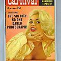 Magazines - covers