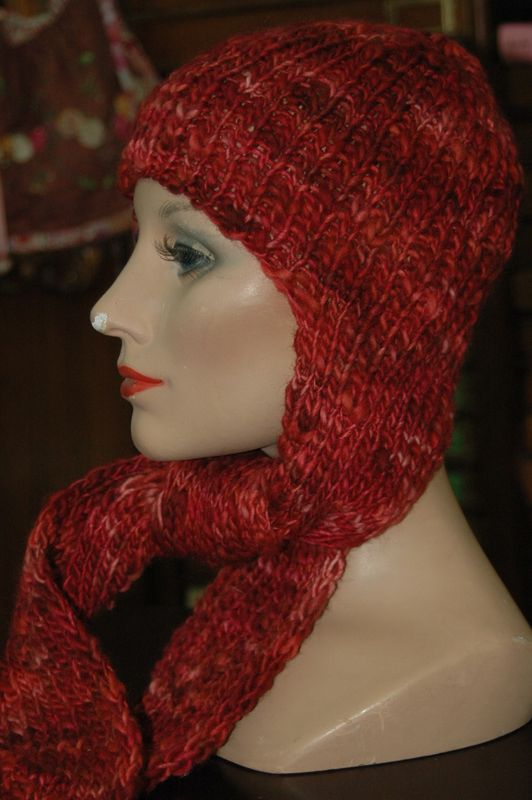 Bonnet phrygien en Manos del Urugay
