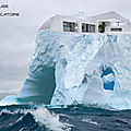 bjork house iceberg concept design by olivier decatoire i design a house project for BJORK may be the epitomy of ephemeral and t