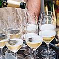 Accords Mets-Champagne, Le Chef*** <b>Arnaud</b> <b>Lallement</b> en démonstration à Epernay le 14 décembre