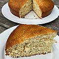 Gâteau à la noix de <b>coco</b>