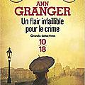21 année 4/ Ann <b>Granger</b> et