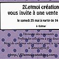 blog vente privée 2letmoi 25 mai 2013