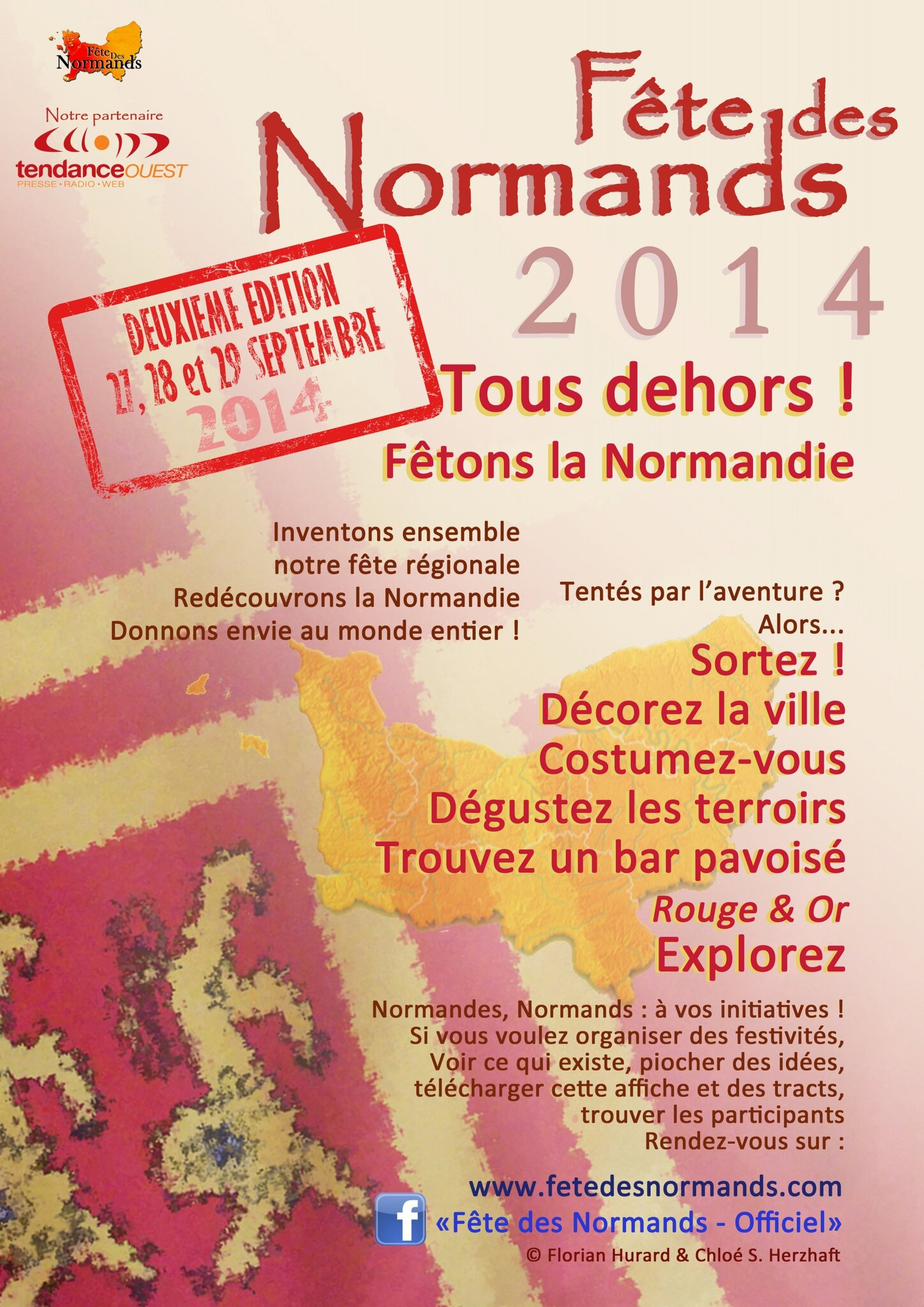 affiche-fete-des-normands-2014-floutc3a9-de-lc3a9opards-francais2