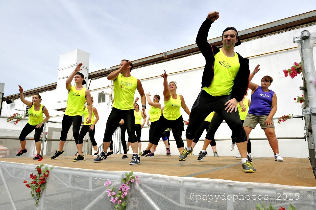zumba version MC FORM
