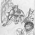 <b>Loup</b>-<b>garou</b> au XII° siècle