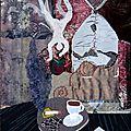 Art textile contemporain - elie rojas