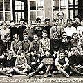 TRELON - L'Ecole Libre en <b>1947</b>