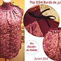 Top 113A burda 06 2011#1 copie
